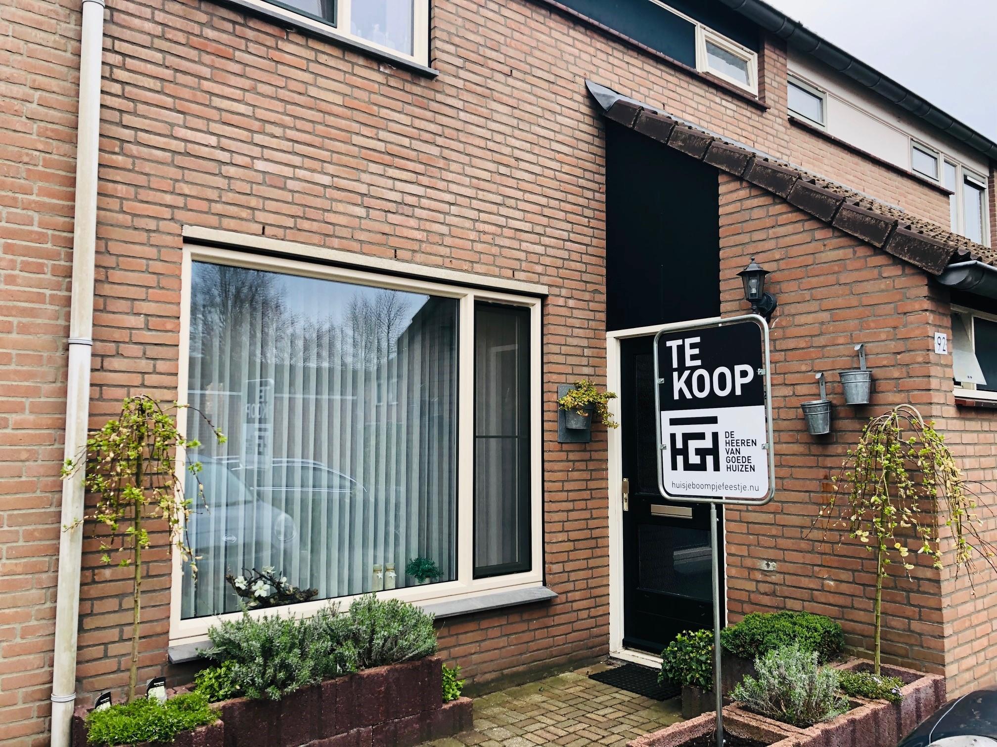 Te koop Helmond Scheerderhof 92